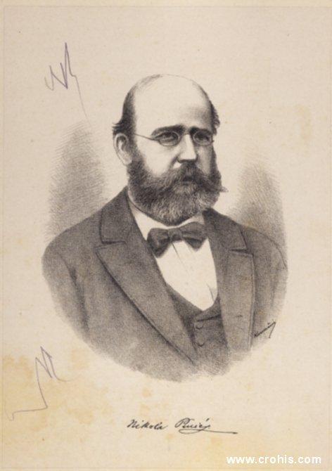 Niko Pucić (1820. – 1883.), političar i preporoditelj Hrvata u Dalmaciji. Zastupnik u hrvatskom i dalmatinskom saboru. Pobornik ujedinjenja Dalmacije s Hrvatskom.
