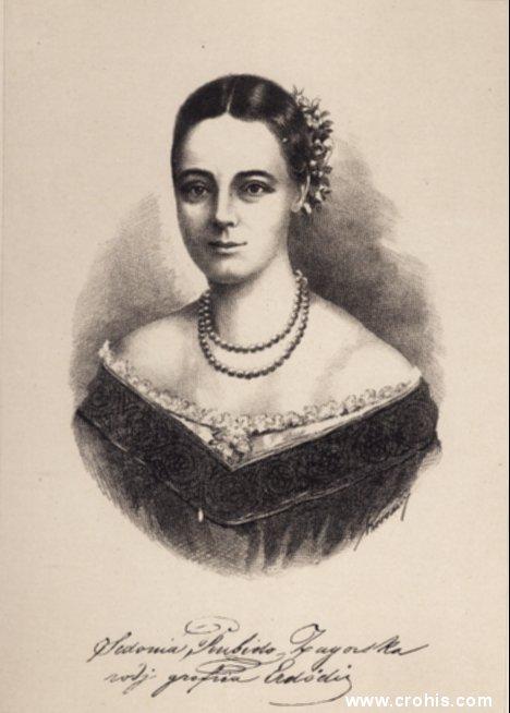 Sidonija Rubido (1819. - 1884.)Istaknuta pjevačica u doba preporoda.