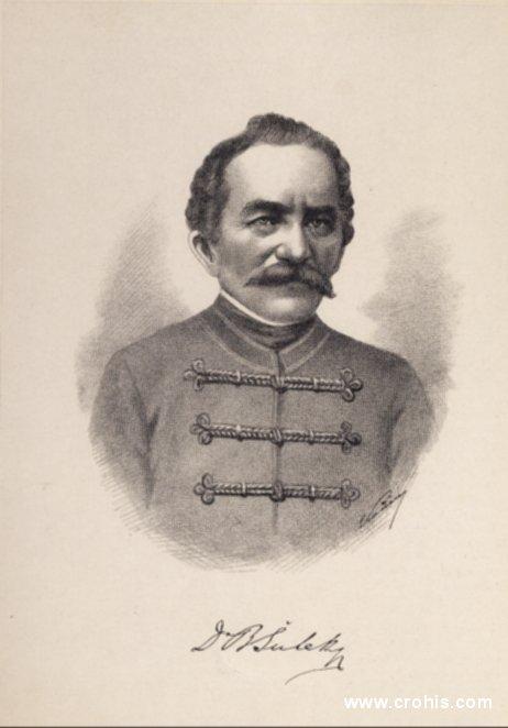 Bogoslav Šulek (1816. – 1895.), preporoditelj, istraživač prirode i jezikoslovac.