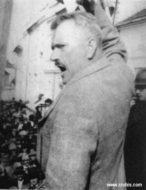 Josip Torbar (1889. – 1963.), odvjetnik i političar. Ministar pošte i brzojava u vladi Cvetković – Maček. Više puta zatvaran od ustaša. 1945. emigrira pred komunistima.