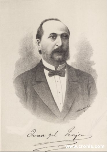 Ivan Zajc (1832. – 1914.), kompozitor i dirigent.
