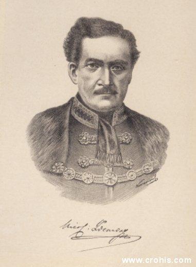Nikola Zdenčaj (1775. – 1854.), političar i preporoditelj.