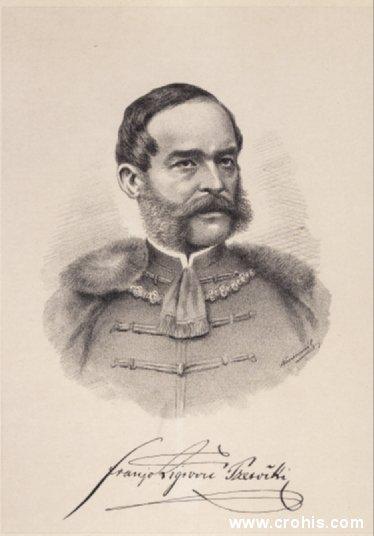 Franjo Žigrović (1814. – 1890.), političar, preporoditelj i kulturni djelatnik.