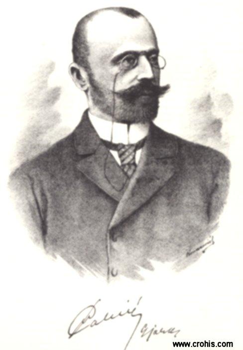 Ljubo Babić (1854. – 1935.), književnik i političar. Poznatiji pod književnom pseudonimom Ksaver Šandor Gjalski.