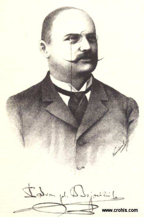 Ivan Bojničić (1858. – 1925.), istaknuti arhivist i proučavatelj političke i kulturne povijesti.