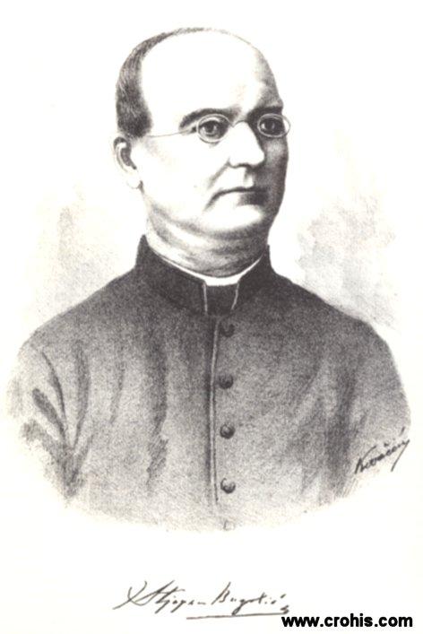 Stjepan Buzolić (1830. – 1894.) svećenik, književnik i pedagog.