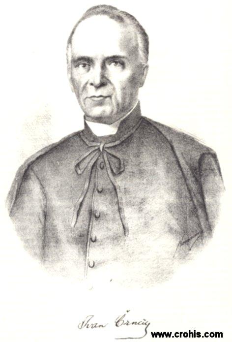 Ivan Crnčić (1830. – 1897.), svećenik i povjesničar.