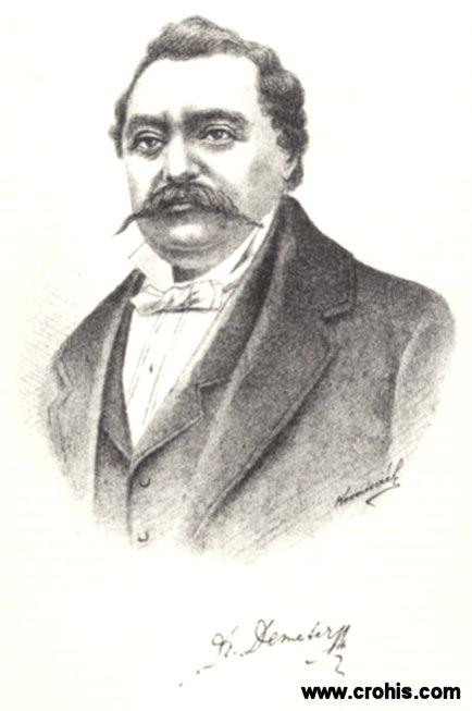Dimitrije Demetar (1811. – 1872.), hrvatski književnik i preporoditelj.