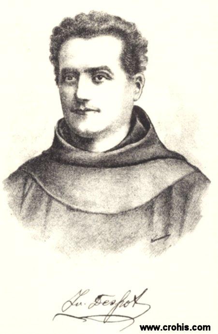 Ivan Despot (1851. – 1886.), svećenik i književnik.