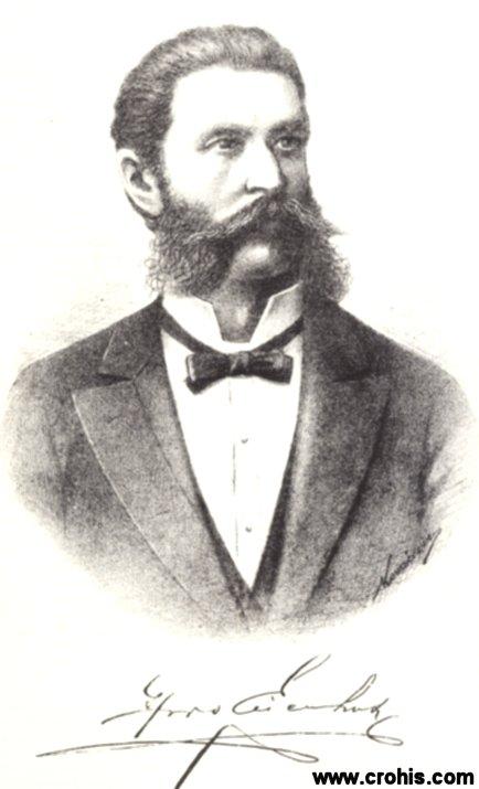 Đuro Eisenhut (1841. - 1891.), istaknuti skladatelj i glazbenik.