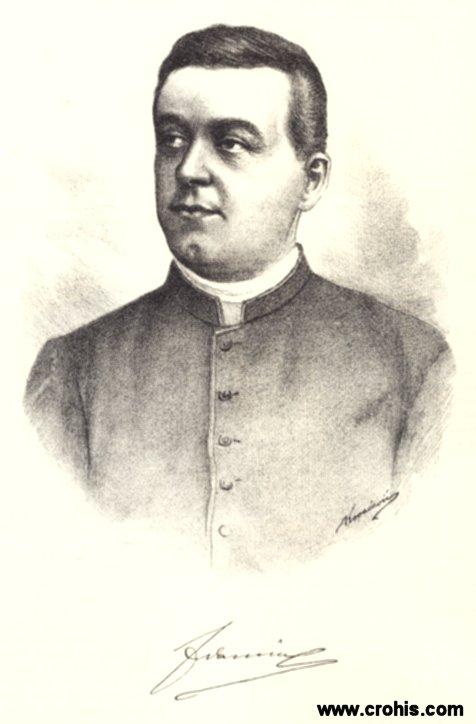 Ivan Fiamin (1833. - 1895.), svećenik i književnik.
