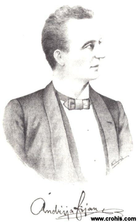 Andrija Fijan (1851. - 1911.), glumac i redatelj.