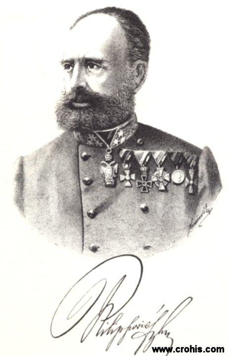 Josip Filipović (1827. - 1889.), austro-ugarski general topništva, osvajatelj i prvi poglavar Bosne i Hercegovine pod austro-ugarskom vlašću.