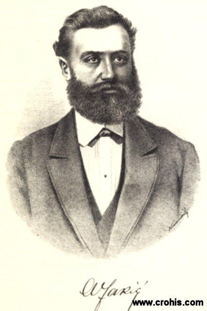 Ante Jakić (1828. - 1878.), istaknuti političar i poduzetnik.