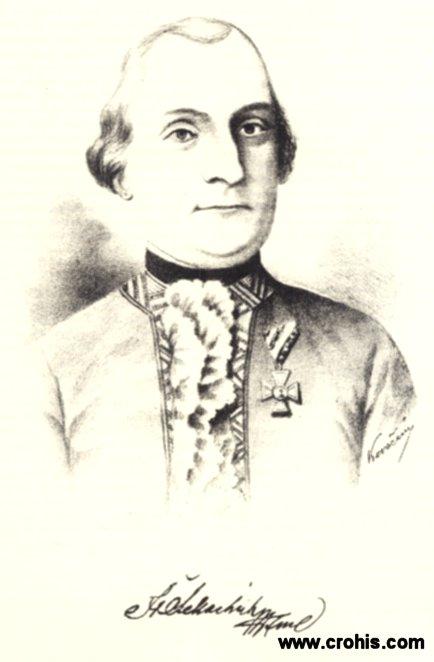 Franjo Jelačić (1746. - 1810.), austrijski podmaršal, istakao se u ratovima s Napoleonovom Francuskom.