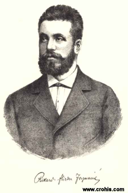 Rikard Jorgovanić (1853. - 1880.), književnik.