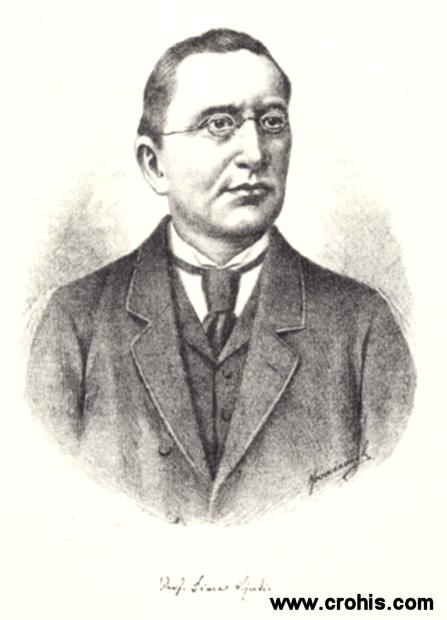 Šime Ljubić (1822. - 1896.), arheolog, povjesničar, teolog i političar.
