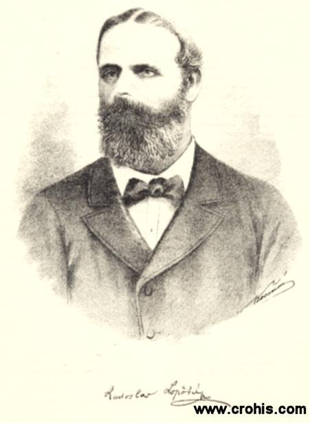 Radoslav Lopašić (1835. – 1893.), povjesničar i arhivar.