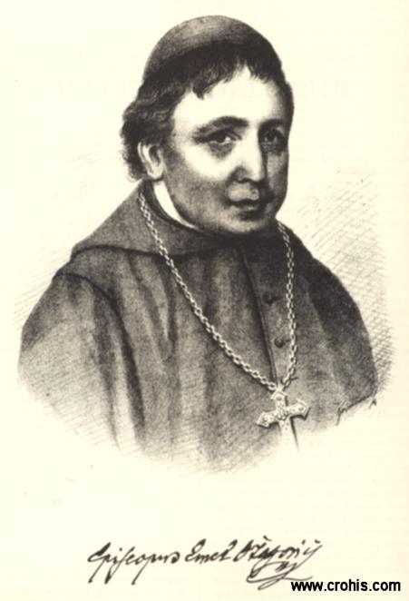 Mirko Ožegović (1775. – 1890.), senjski biskup i preporoditelj. Osnivač gimnazije u Senju.