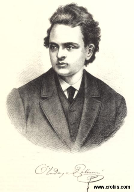 Andrija Palmović (1847. – 1882.), svećenik i romantični pjesnik.