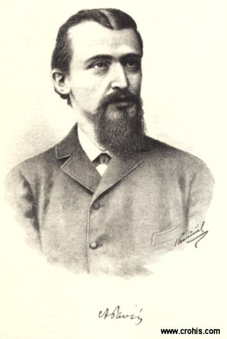 Armin Pavić (1844. – 1914.), povjesničar i istraživač starije hrvatske književnosti.