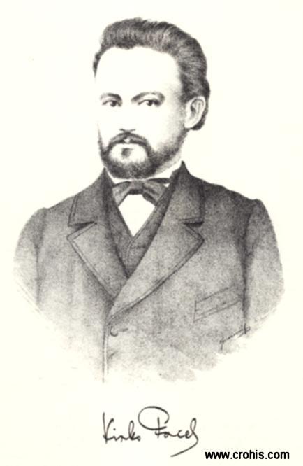 Vinko Pacel (1825. – 1869.) jezikoslovac i književnik. Zastupnik u hrvatskom saboru.