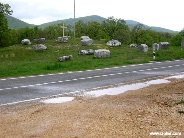 Nekropola stećaka Crljivica nalazi se u Cisti Velikoj u Imotskoj krajini. Nastala je na nadgrobnim humku iz pretpovijesnog doba, što je čest slučaj kod groblja sa stećcima. Nekropola obuhvaća 87 stećaka standardnih oblika (ploča, kovčeg, sarkofag). Po svome broju ova nekropola pripada onima srednje veličine. Stećci se pojavljuju od druge polovice 12. st. Upotrebljavaju se uglavnom do kraja 16. st. premda postoje podaci o njihovoj upotrebi i izradi i iz kasnijeg razdoblja.