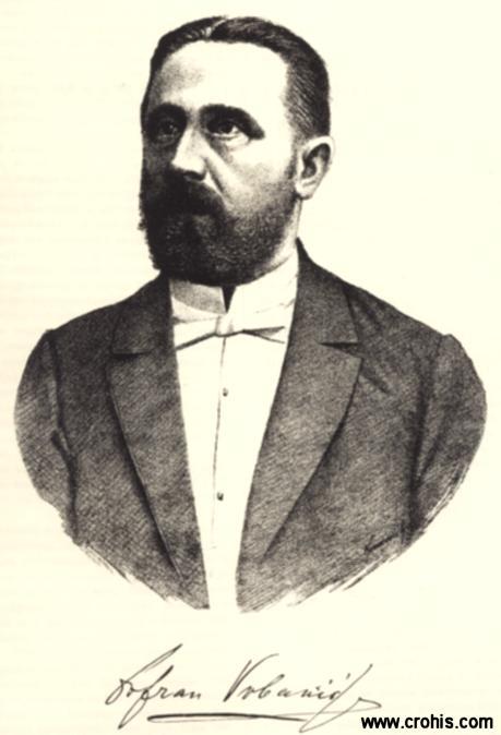 Fran Vrbanić (1847.- 1909.) pravnik i sveučilišni profesor. Utemeljitelj hrvatske statistike. Posebno se bavio problemima gospodarstva i ekonomskim pravom.