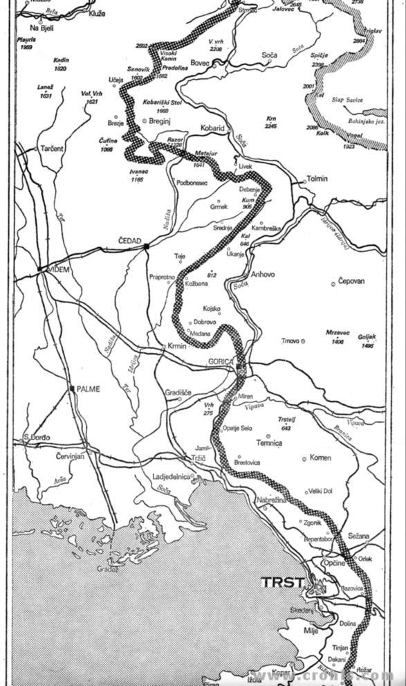 Francuska linija 1. dio