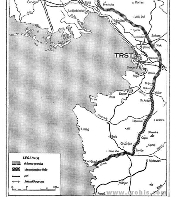 Francuska linija 2. dio
