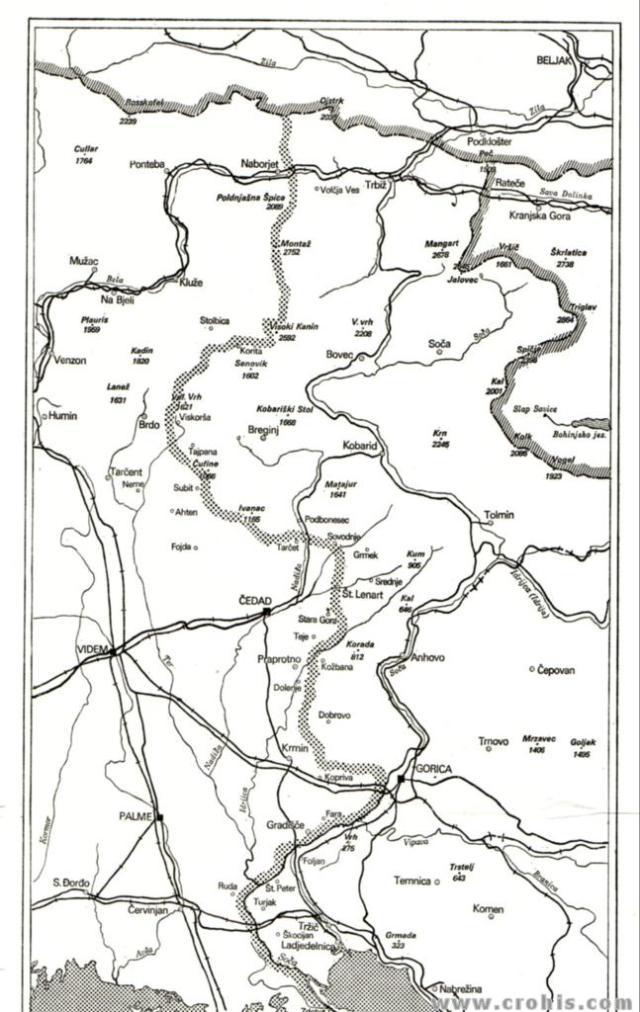 Jugoslavenska linija 1. dio