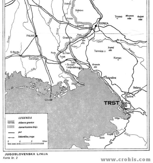 Jugoslavenska linija 2. dio