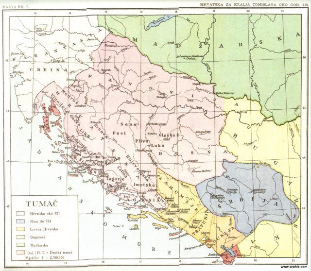 Hrvatska za kralja Tomislava