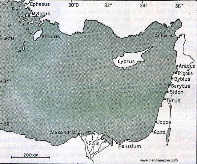 Obala Fenicije