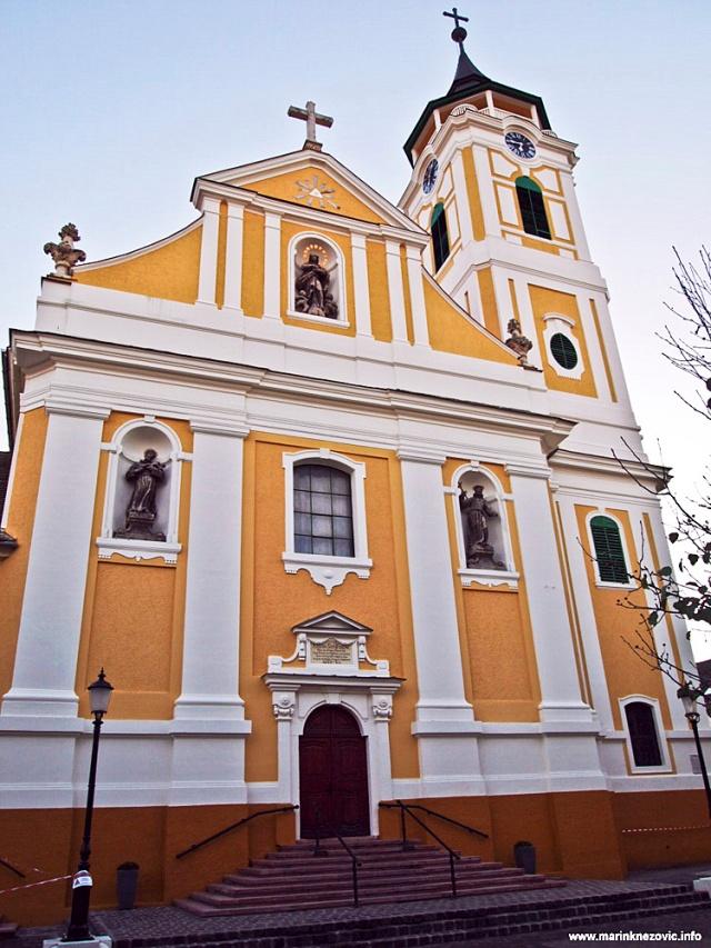 Franjevačka crkva sv. Antuna Padovanskog