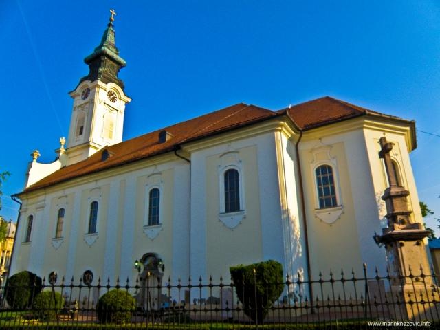 Crkva Svetog velikomučenika Georgija Sombor