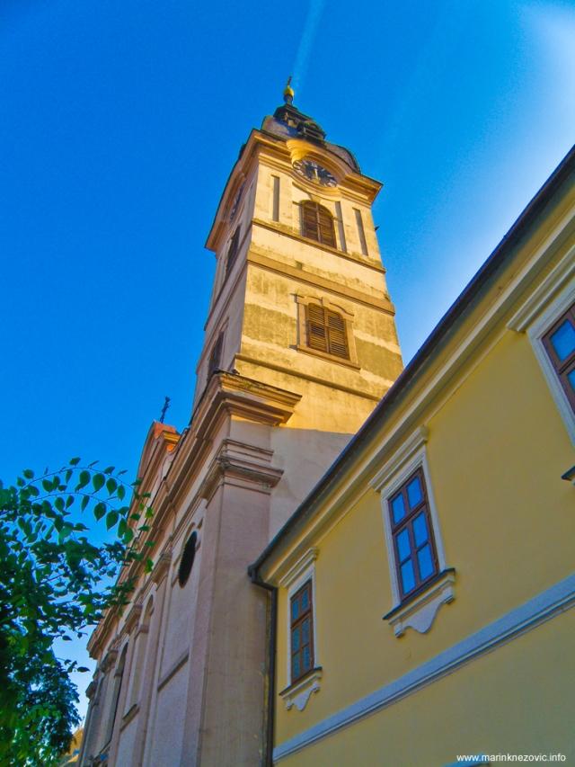 Crkva Presvetog Trojstva Sombor