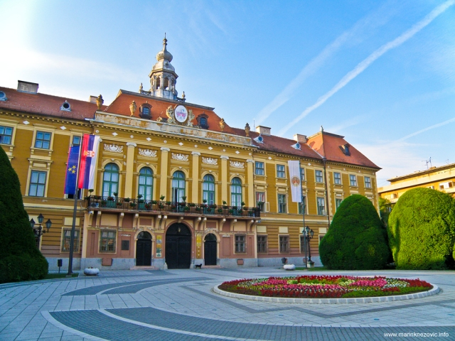 Zgrada Bačko-Bodroške županije