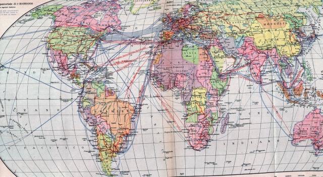 Politička karta svijeta