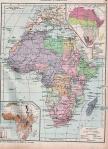 Afrika - politička karta