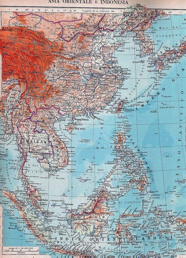 Istočna Azija i Indonezija