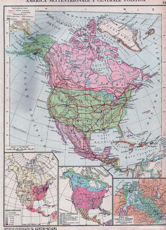 Sjeverna Amerika