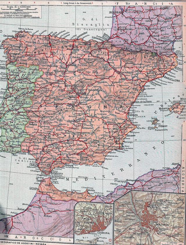 Španjolska i Portugal