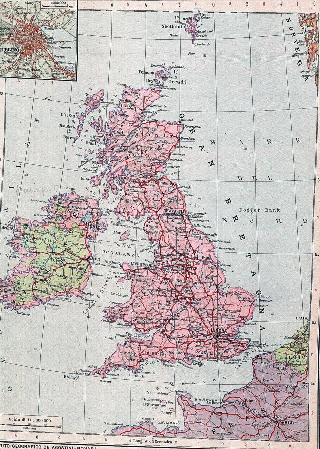 Velika Britanija i Irska