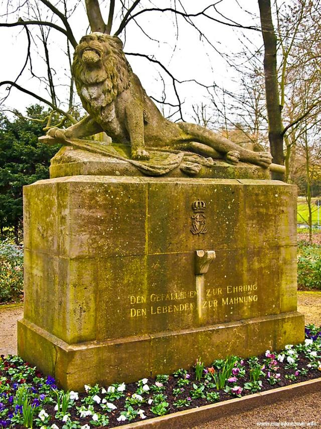 Spomenik poginulim pripadnicima 80. streljačke regimente u 1. sv. ratu.