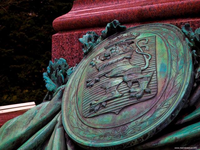 Spomenik markgrofovima Hessen Homburg