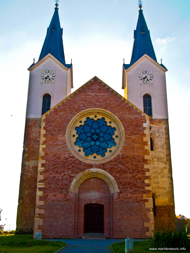 Čazma crkva sv. Marije Magdalene
