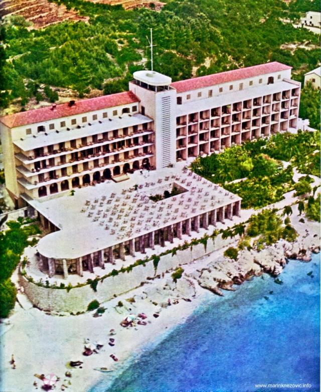 Hotel Jadran u Tučepima