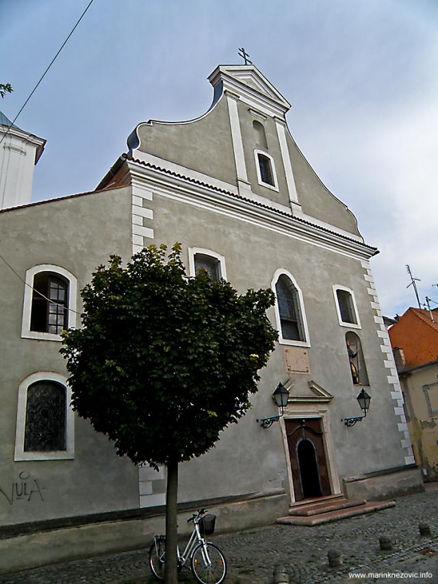Crkva sv. Križa (sv. Antuna)
