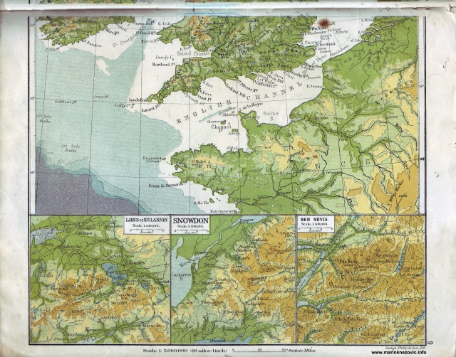 Britanski otoci / British Isles